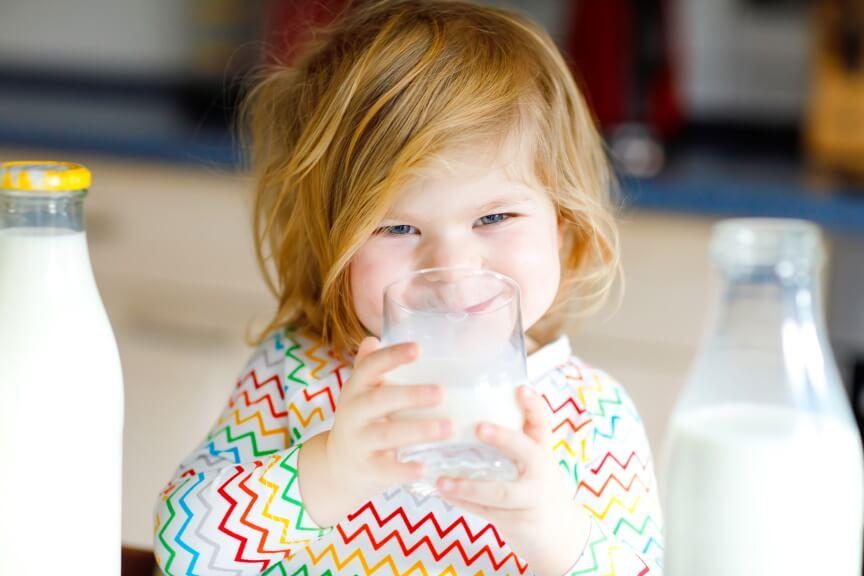 Milk and Children